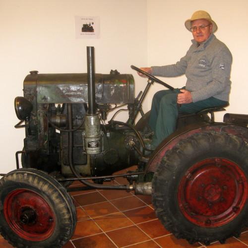 Traktormuseum Bodensee in Uhldingen-Mühlhofen